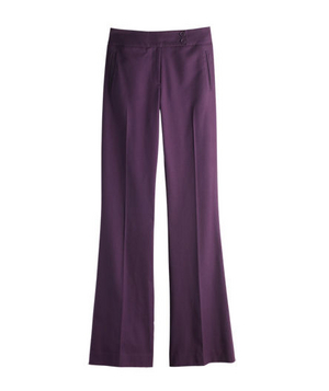 Long Tall Sally Polyester-Blend Pants
