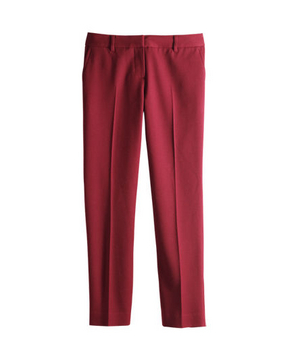 Tory Burch Wool Cropped Pants