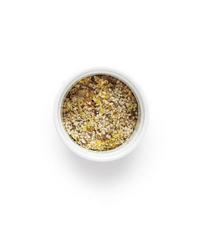 Sesame-Lemon Rub