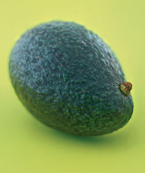 Avocado as Rich Hair Mask
