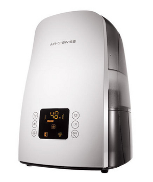 Air-O-Swiss Digital Warm & Cool Mist Ultrasonic U650