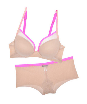 Cosabella Soire New 2 Tone Push-up Bra and Girl Short