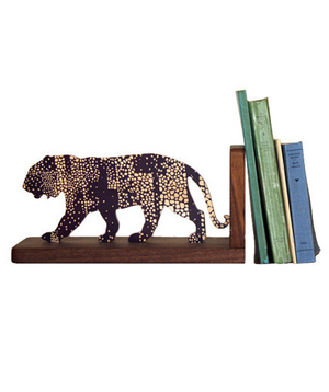Pebbles Tiger Bookend