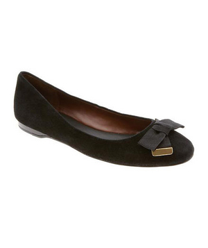 Banana Republic Alyssa Bow Ballet Flat