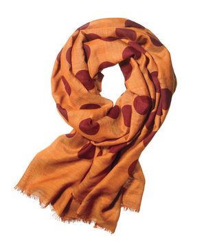 Beck Sondergaard Wool-and-Silk Scarf