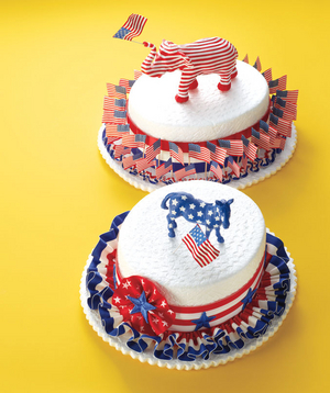 USA themed cakes