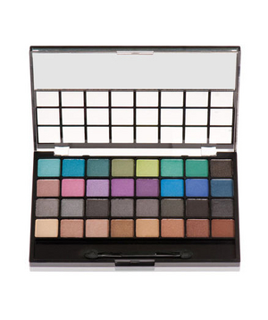 E.L.F. Studio Endless Eyes Pro Mini Palette