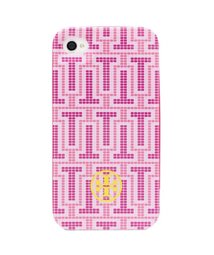 Pink Hardshell Phone Case