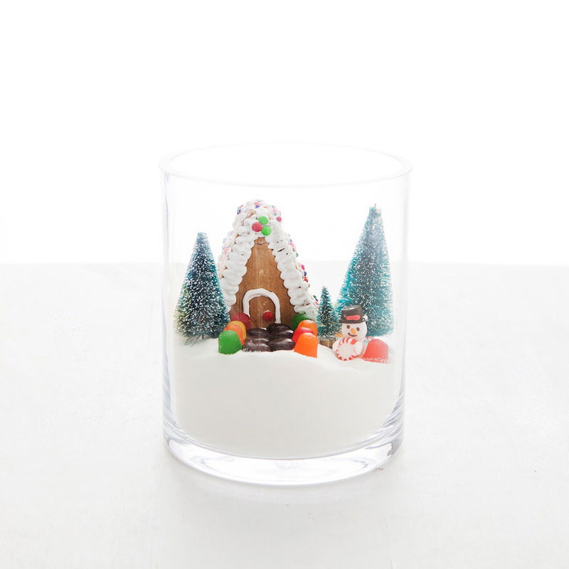 Edible Snowglobe