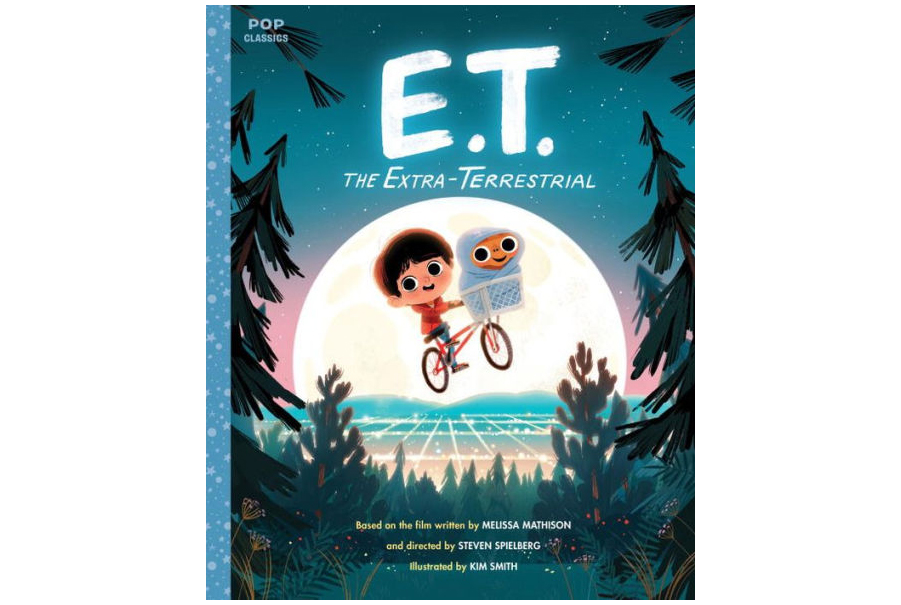 E.T. The Extra-Terrestrial book