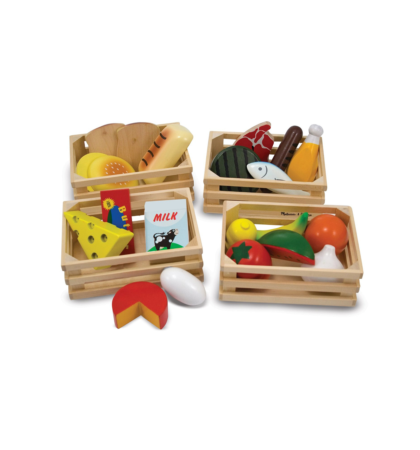 Melissa & Doug Food Groups Toy