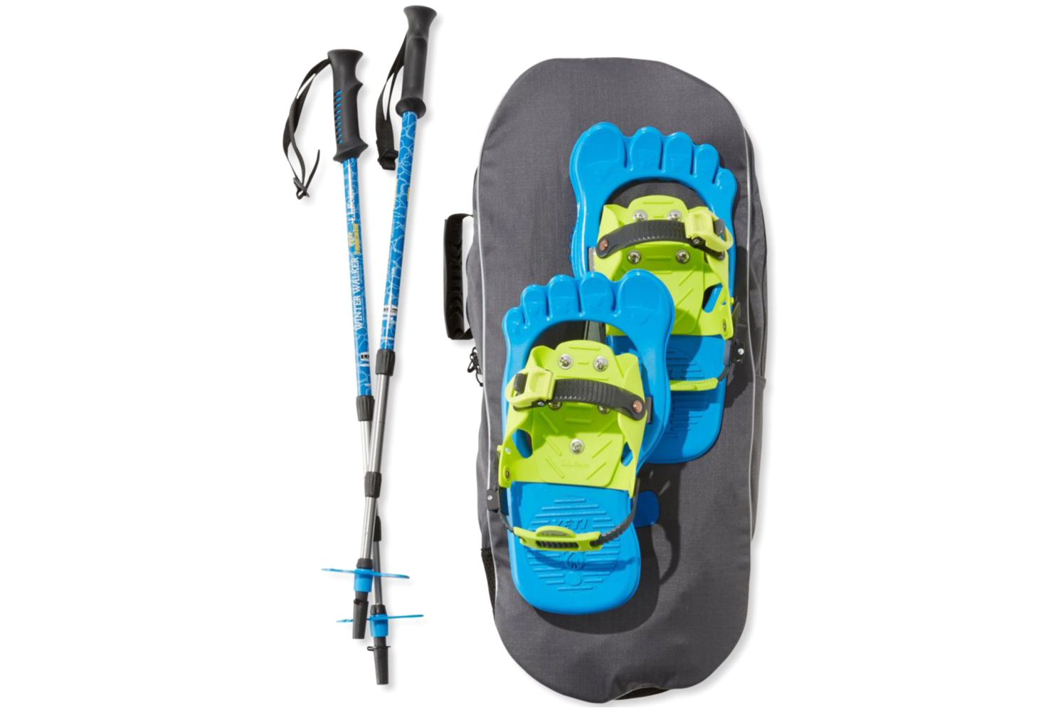 Yeti Tracker Snowshoe Package