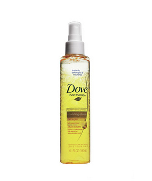 Dove Nourishing Oil Care Detangler