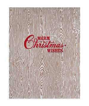 Elum Designs Holiday Wood Grain