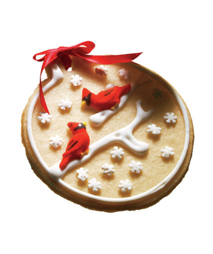 Winter wonderland cookie