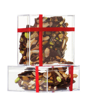 Coconut and Pistachio Bark