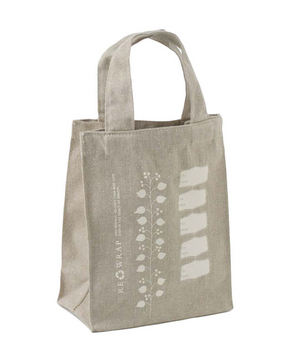 Re-Wrap Canvas Gift Bag