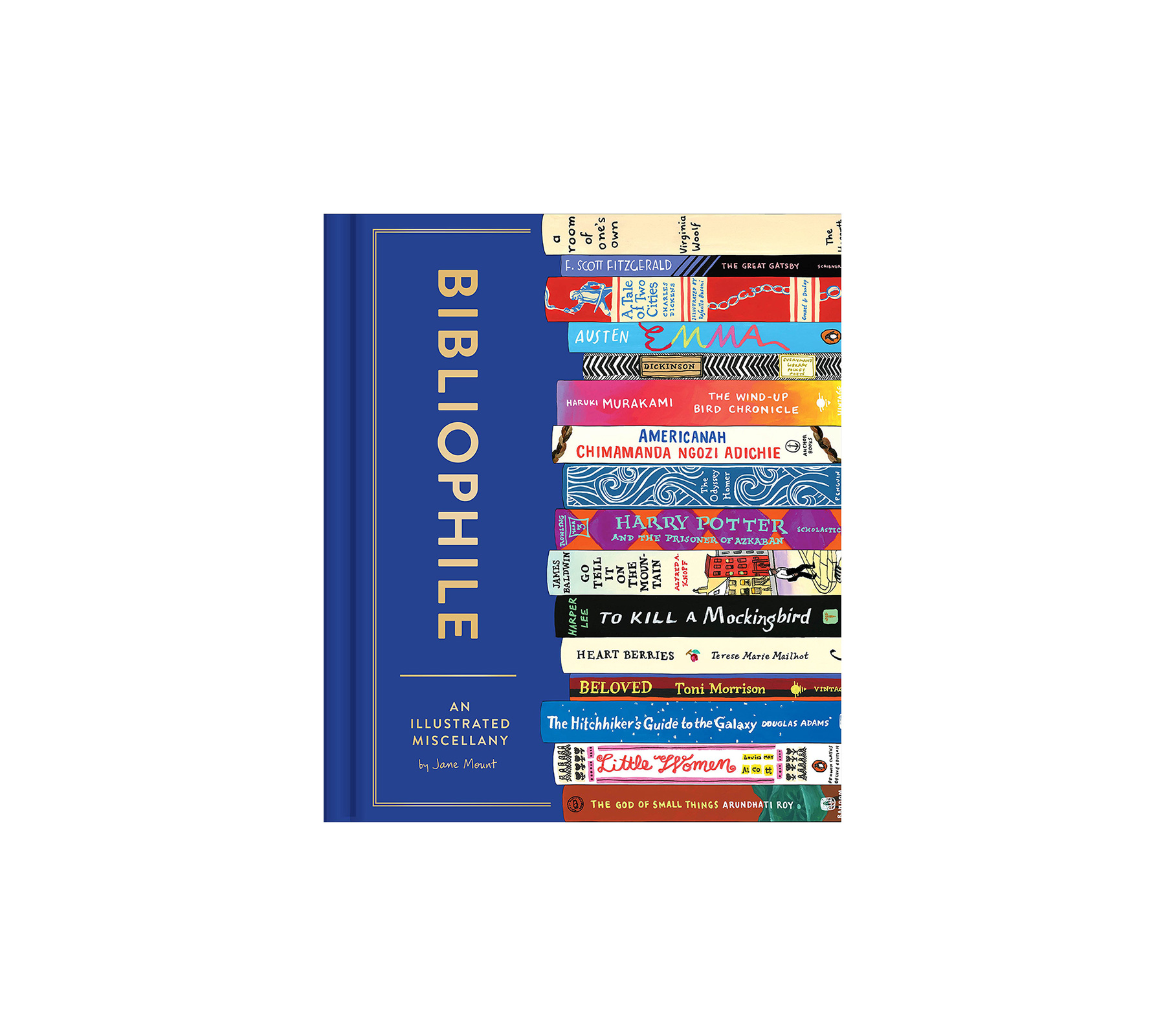 Gifts for Readers: Bibliophile by Jane Mount