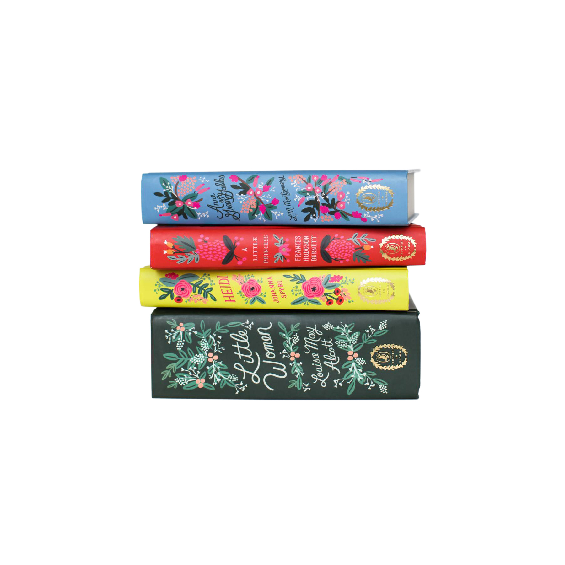 In Bloom Book Collection