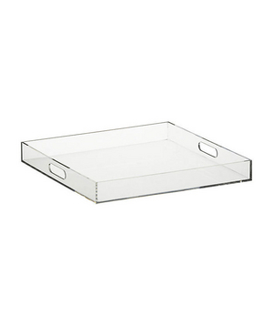 Format Clear Tray