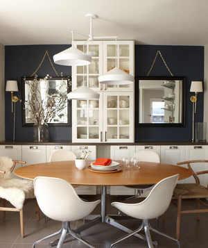 32 elegant ideas for dining rooms real simple rh realsimple com dining room decorating ideas 2017 dining room decorating ideas 2017