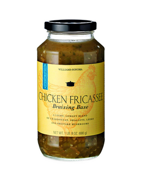 Williams Sonoma Chicken Fricassee Braising Base