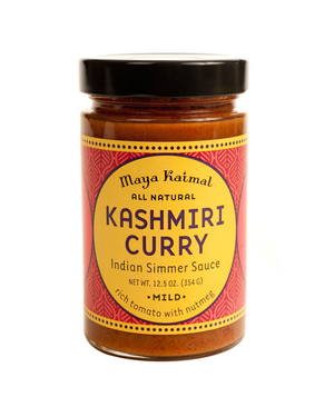 Maya Kaimal Kashmiri Curry Indian Simmer Sauce