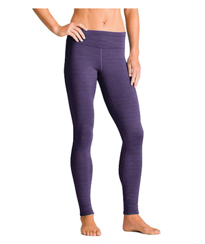 Athleta Spacedye Polartec Power Stretch 2 Tight
