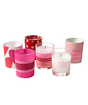 Mix and Match Votive Candles
