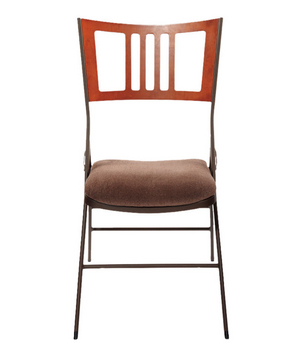 Innobella Destiny Mission-Bistro Folding Chair  sc 1 st  Real Simple & 6 Comfortable Folding Chairs | Real Simple