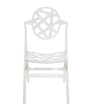 Zuo Meringue Folding Chair