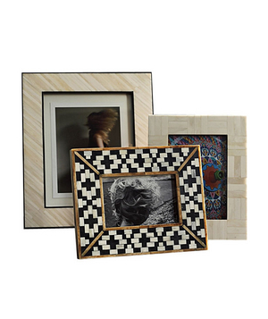 Bone Inlay Frames