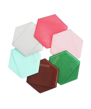 Honeycomb Card Cases
