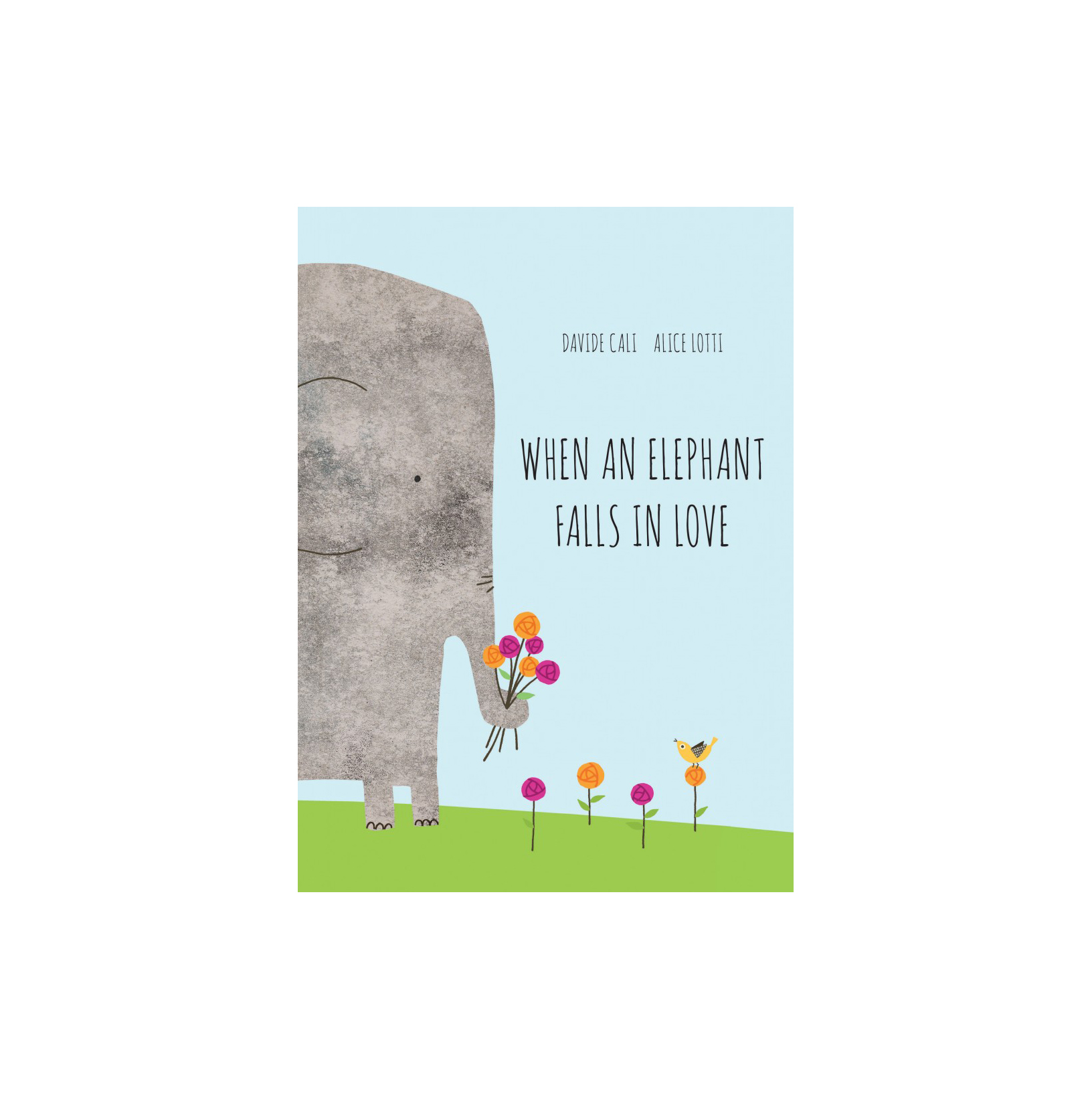 Valentine's Day Gifts for Kids: When an Elephant Falls in Love