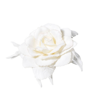 Claire's Coming Up Roses Hair Clip