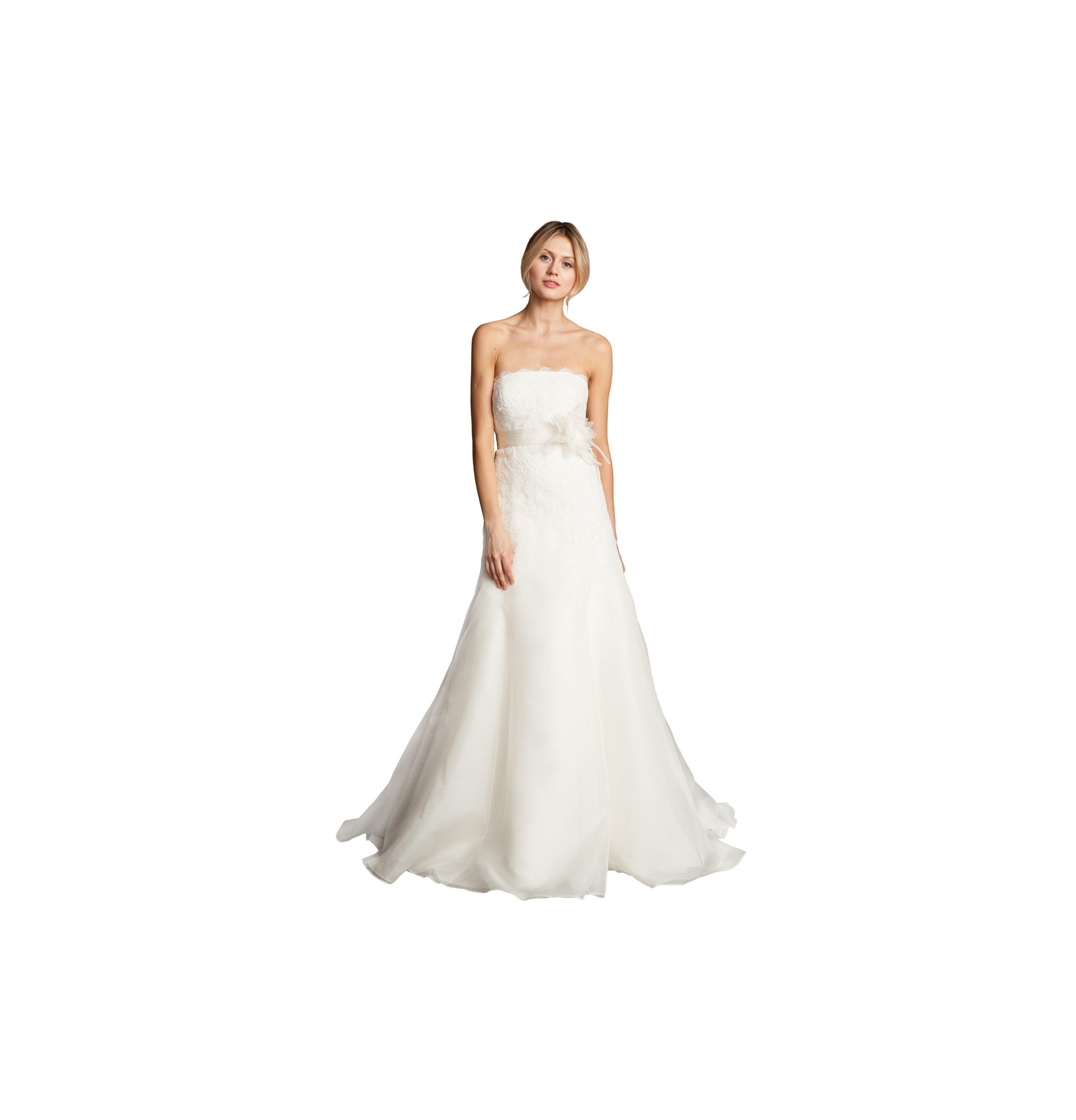 Wedding dresses gowns real simple for Real simple wedding dresses