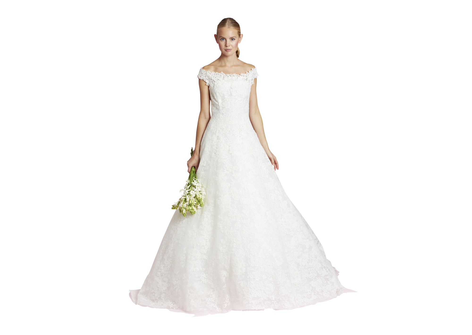 Oscar de la Renta Wedding Dress