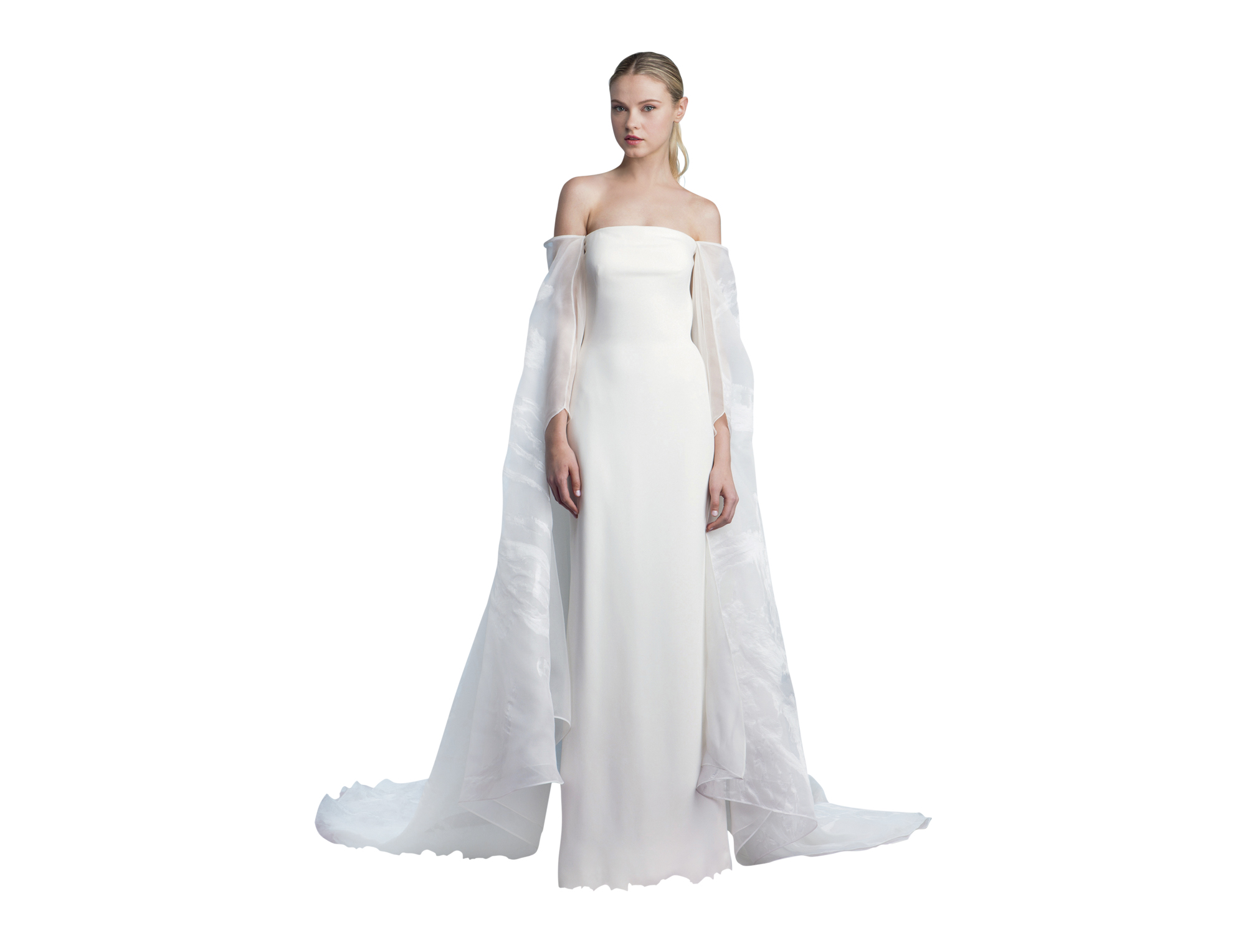 Pamella Roland Wedding Dress