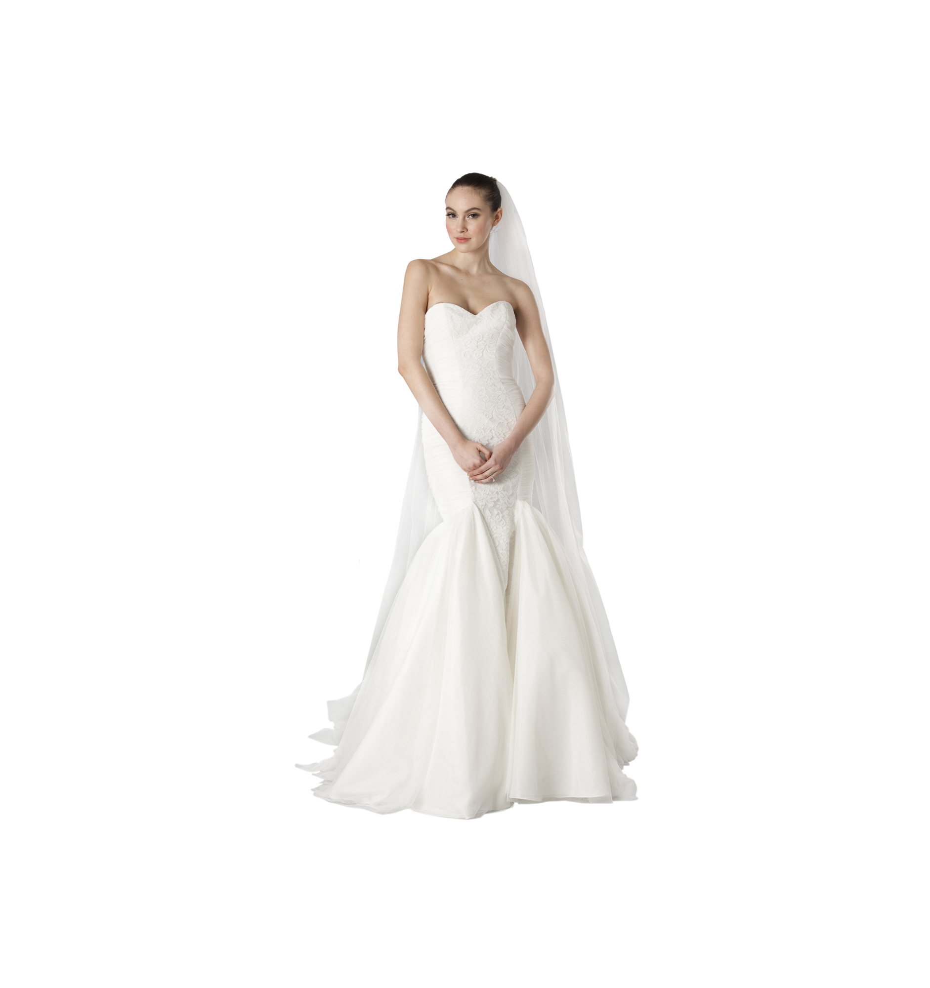 Stunning Off The Rack Wedding Dresses Real Simple