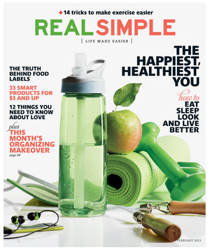 Real Simple February 2013