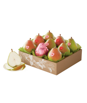 Harry & David Valentine's Day Pear Gift Box