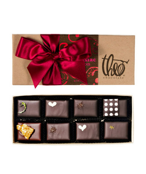 Theo Chocolate Aphrodisiac Collection