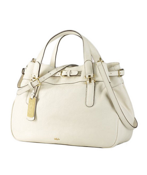 Lauren Ralph Lauren leather bag