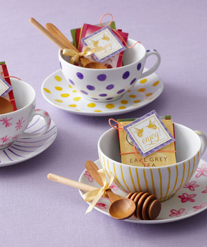 Charming Ideas for a Modern Tea Party Bridal Shower Real Simple