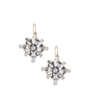 Chloe and Isabel Art Deco Starburst Earrings