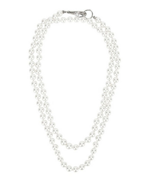 Henri Bendel Debutante Pearl Necklace