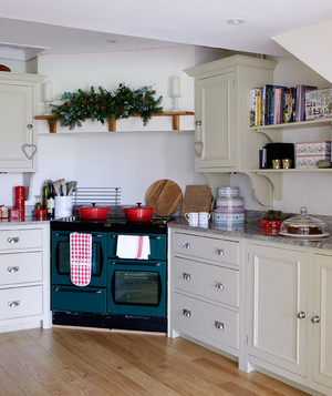 kitchen designs with range cookers. Blue range cooker 19 Amazing Kitchen Decorating Ideas  Real Simple