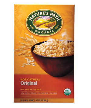 Nature's Path Organic Original Instant Oatmeal
