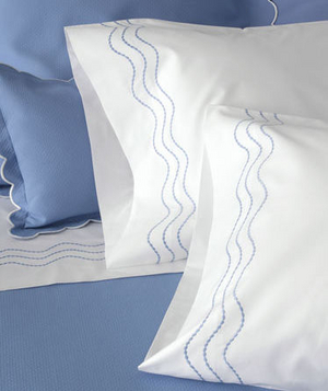 Serena White Percale Sheeting