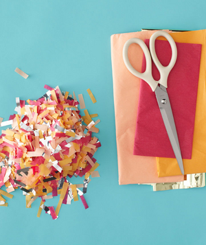 How To: Make DIY Confetti